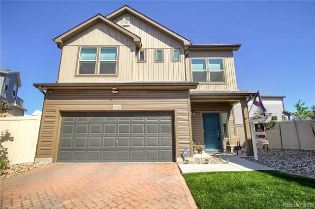19193 E 54th Place, Denver, CO 80249 (#9342958) :: Berkshire Hathaway Elevated Living Real Estate