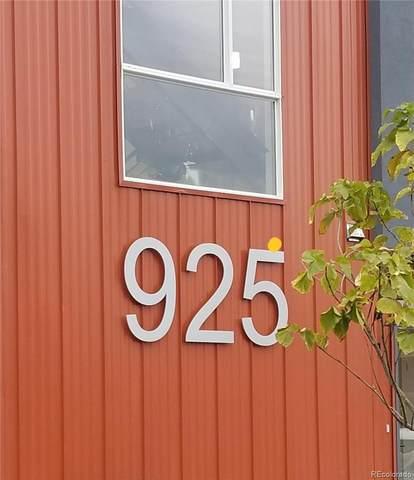 925 N Inca Street #2, Denver, CO 80204 (#9345213) :: Briggs American Properties