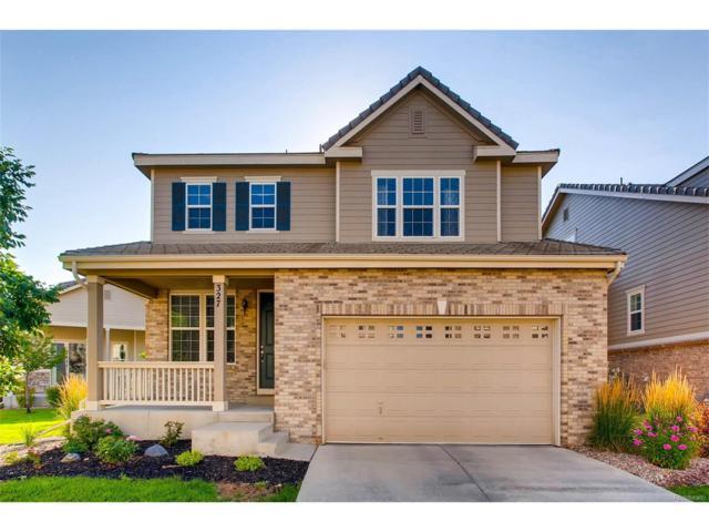 4545 S Monaco Street #327, Denver, CO 80237 (MLS #9352861) :: 8z Real Estate