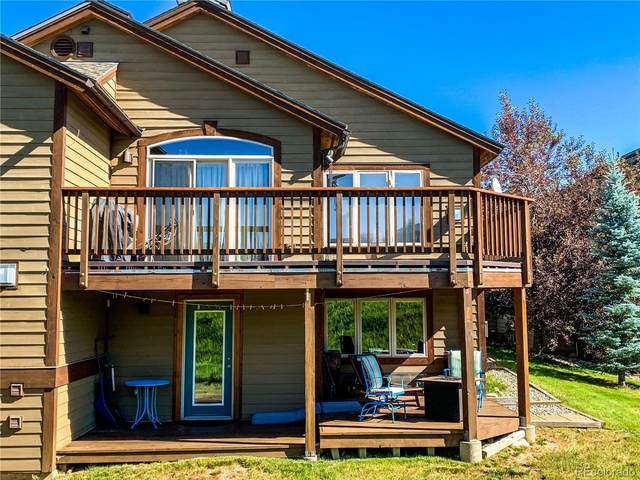 618 Parkview Drive #62, Steamboat Springs, CO 80487 (MLS #9353033) :: 8z Real Estate