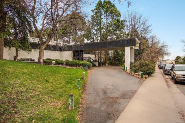 2325 S Linden Court #110, Denver, CO 80222 (#9359491) :: Mile High Luxury Real Estate