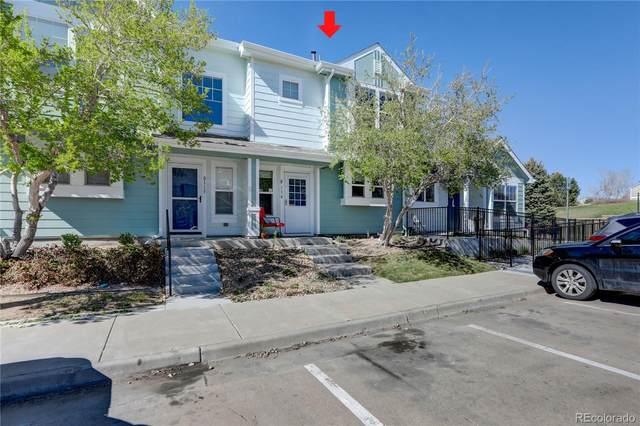 5850 Ceylon Street E, Denver, CO 80249 (#9365776) :: The Dixon Group