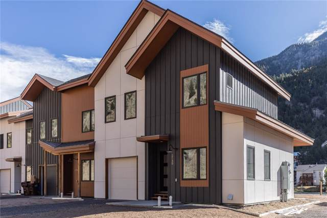 2130 Bighorn Trail #108, Georgetown, CO 80444 (MLS #9387769) :: Colorado Real Estate : The Space Agency