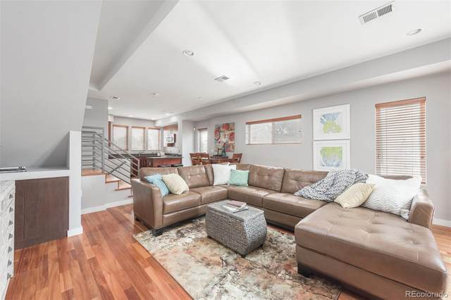 3402 Larimer Street #109, Denver, CO 80205 (#9393541) :: Mile High Luxury Real Estate