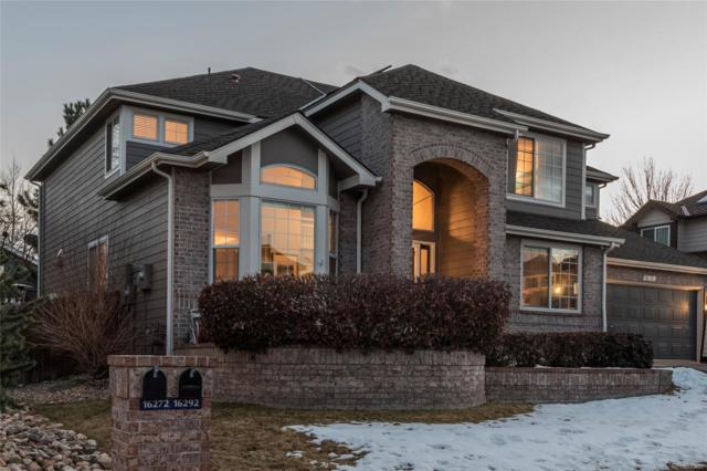 16292 W 66th Circle, Arvada, CO 80007 (#9403964) :: The Heyl Group at Keller Williams