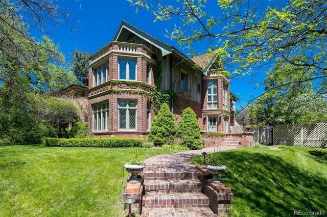 120 N Humboldt Street, Denver, CO 80218 (MLS #9420609) :: The Sam Biller Home Team