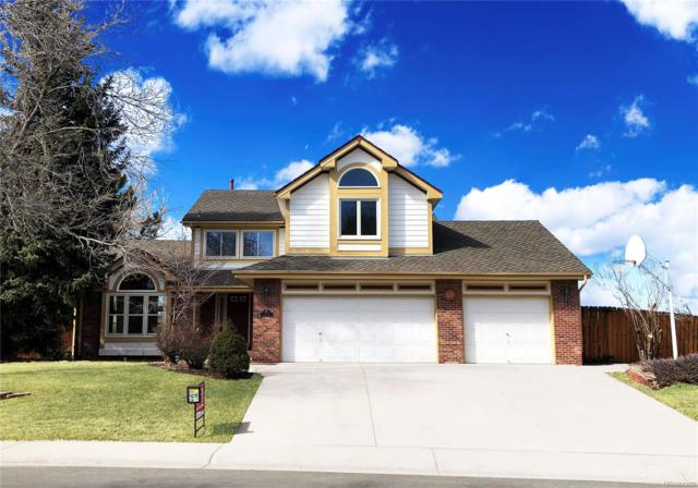 2305 S Fenton Drive, Lakewood, CO 80227 (#9433475) :: The Peak Properties Group