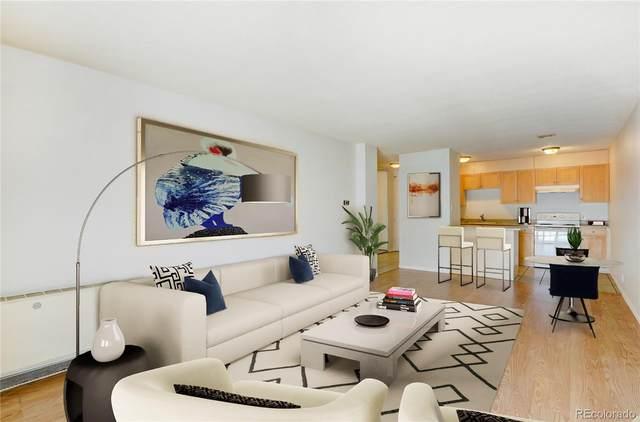 2500 S York Street #315, Denver, CO 80210 (#9435552) :: Venterra Real Estate LLC