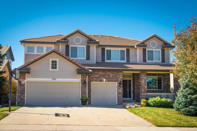 11751 Bent Oaks Street, Parker, CO 80138 (#9436775) :: The Heyl Group at Keller Williams