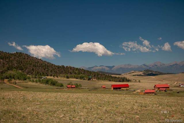 200 Eagle Springs Road, Westcliffe, CO 81252 (#9454427) :: Real Estate Professionals