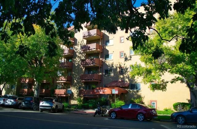 625 N Pennsylvania Street #106, Denver, CO 80203 (#9457214) :: The FI Team