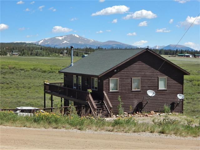 1500 High Creek Road, Fairplay, CO 80440 (#9462798) :: The Heyl Group at Keller Williams