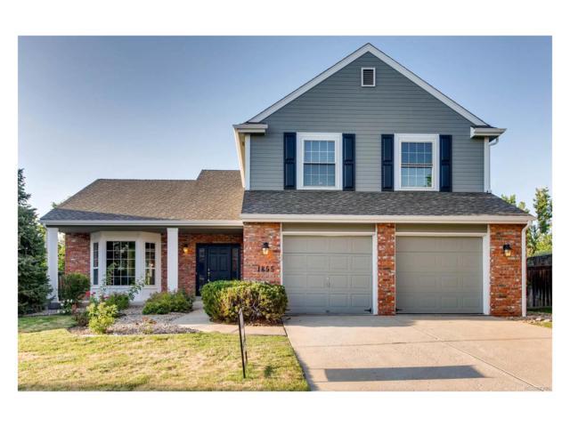 1855 Mountain Laurel Circle, Highlands Ranch, CO 80126 (MLS #9468795) :: 8z Real Estate