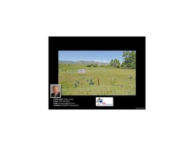 8731 N Rampart Range Road, Littleton, CO 80125 (MLS #9480715) :: 8z Real Estate