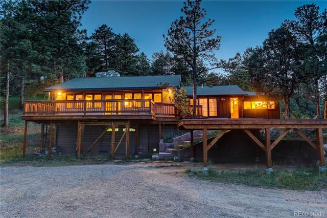 211 Mistletoe Road, Golden, CO 80401 (#9489041) :: The Gilbert Group