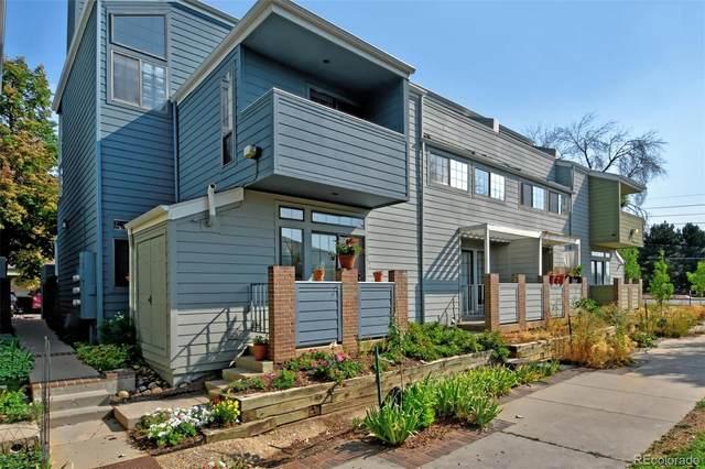 3461 28th Street #7, Boulder, CO 80301 (#9494415) :: Briggs American Properties
