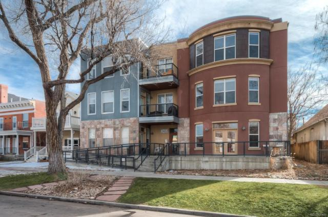 2422 Tremont Place #202, Denver, CO 80205 (#9497865) :: The Heyl Group at Keller Williams