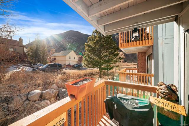 1901 Clear Creek Drive A-202, Georgetown, CO 80444 (MLS #9498708) :: 8z Real Estate