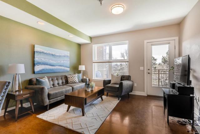 2240 Clay Street #406, Denver, CO 80211 (MLS #9503983) :: 8z Real Estate