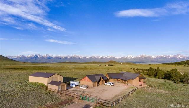105 Hill Country Road, Westcliffe, CO 81252 (MLS #9511457) :: 8z Real Estate