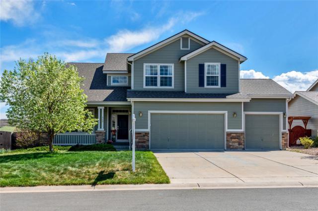952 Eaglestone Drive, Castle Rock, CO 80104 (#9513451) :: House Hunters Colorado