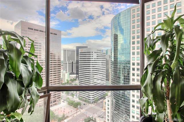 1625 Larimer Street #3205, Denver, CO 80202 (#9514570) :: Chateaux Realty Group
