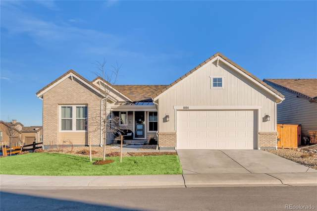 11194 Mission Walk Street, Parker, CO 80134 (MLS #9521084) :: Bliss Realty Group