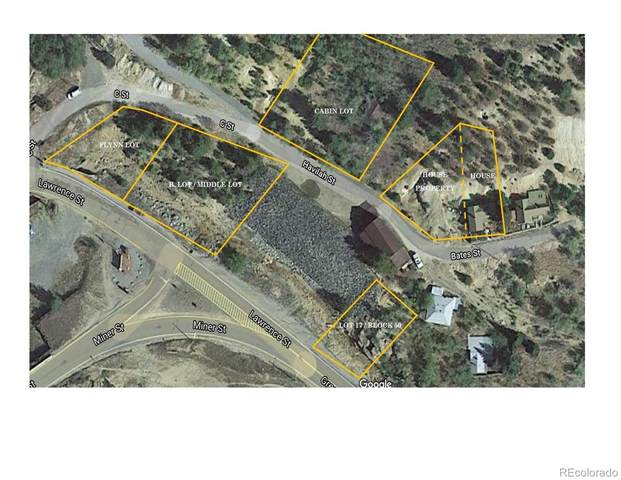 Lot B, Central City, CO 80427 (#9524194) :: Bring Home Denver with Keller Williams Downtown Realty LLC
