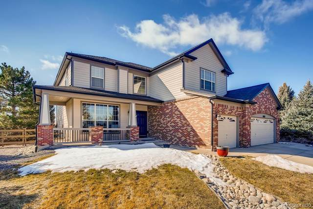 6364 Middleton Avenue, Castle Rock, CO 80104 (MLS #9529953) :: The Sam Biller Home Team