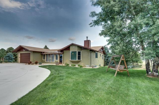 1415 S Tomichi Drive, Franktown, CO 80116 (#9551970) :: Colorado Home Realty