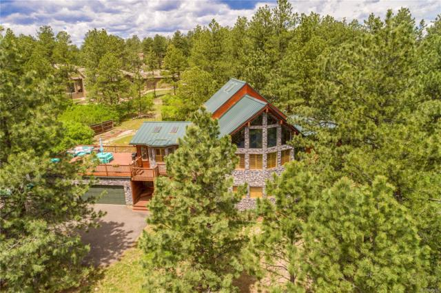 7317 Fremont Place, Larkspur, CO 80118 (#9551991) :: The HomeSmiths Team - Keller Williams