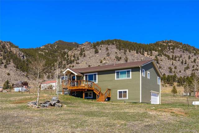 31699 Robinson Hill Road, Golden, CO 80403 (#9570889) :: Wisdom Real Estate