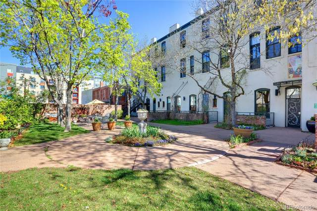 2193 Arapahoe Street #4, Denver, CO 80205 (#9587596) :: Wisdom Real Estate