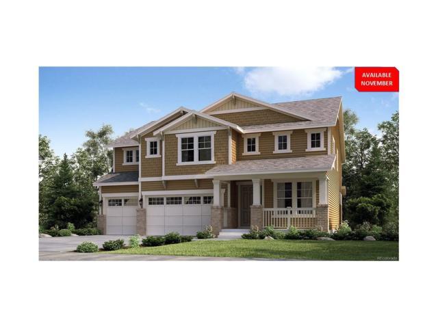 14842 Konstanz Avenue, Parker, CO 80134 (MLS #9589973) :: 8z Real Estate