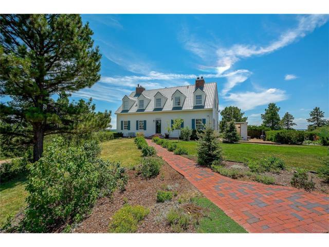 8118 E Greenland Road, Franktown, CO 80116 (MLS #9599114) :: 8z Real Estate