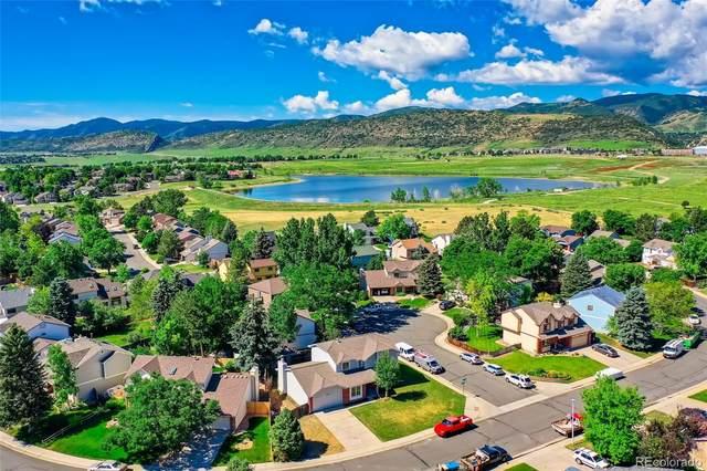 5939 S Van Gordon Street, Littleton, CO 80127 (#9603545) :: The Colorado Foothills Team | Berkshire Hathaway Elevated Living Real Estate