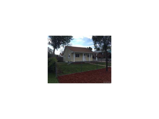 226 S Lowell Boulevard, Denver, CO 80219 (MLS #9603925) :: 8z Real Estate