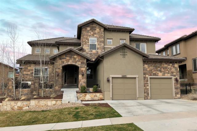 2277 S Loveland Street, Lakewood, CO 80228 (#9606801) :: The Peak Properties Group