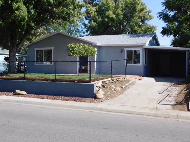 450 S Stuart Street, Denver, CO 80219 (MLS #9620574) :: 8z Real Estate