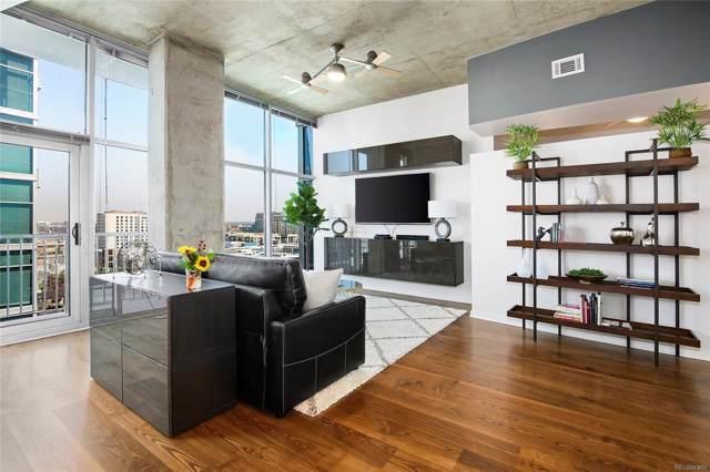 1700 Bassett Street #1103, Denver, CO 80202 (#9645163) :: Berkshire Hathaway Elevated Living Real Estate