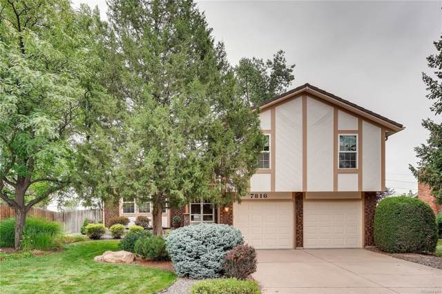 7816 S Pierce Way, Littleton, CO 80128 (#9647577) :: Arnie Stein Team | RE/MAX Masters Millennium