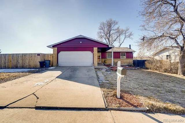11934 W 65th Place, Arvada, CO 80004 (#9652969) :: The DeGrood Team