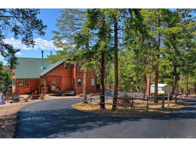 27987 Richmond Hill Road, Conifer, CO 80433 (MLS #9657530) :: 8z Real Estate