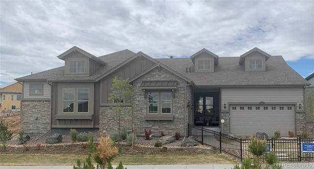 9575 Eagle River Street, Littleton, CO 80125 (#9661497) :: The Margolis Team