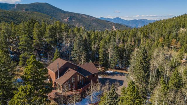 10622 Conifer Mountain Road, Conifer, CO 80433 (#9666480) :: The Tamborra Team
