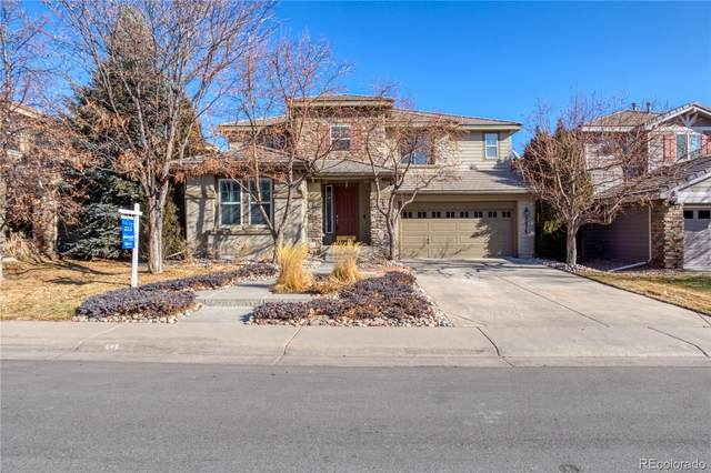 3078 Aspen Creek Drive, Highlands Ranch, CO 80129 (#9669179) :: The Griffith Home Team