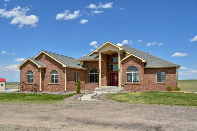 5504 S Lilly Creek Court, Byers, CO 80103 (MLS #9691017) :: 8z Real Estate