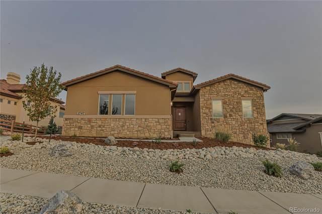 1747 Redbank Drive, Colorado Springs, CO 80921 (MLS #9701682) :: Find Colorado Real Estate