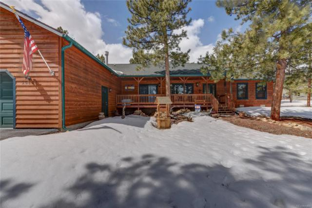 30667 Timberline, Buena Vista, CO 81211 (#9708152) :: House Hunters Colorado