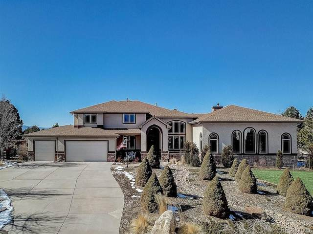 5129 Shade Tree Lane, Parker, CO 80134 (#9721226) :: iHomes Colorado
